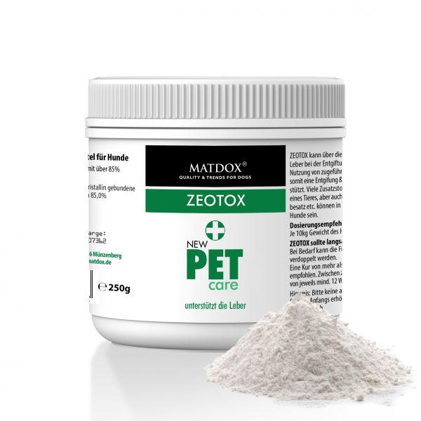 ZEOTOX Zeolith Pulver, 250g
