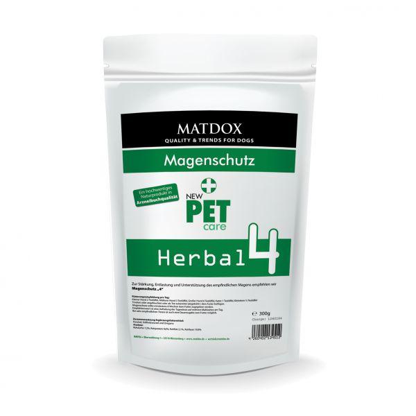 Herbal 4 Magenschutz Kräutermischung