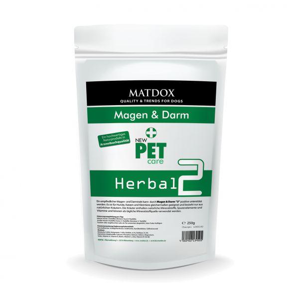 Herbal 2 Magen & Darm Kräutermischung