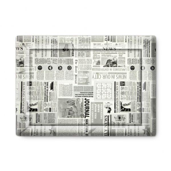 "Matdox Design Hundematte ""Newspaper"""